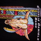 CHARLIE DANIELS BAND SHIRT skull country XL VINTAGE