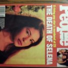 SELENA MAGAZINE People cover friends latin 4/17/1995