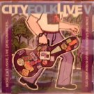 CD V/A Norah jones Michelle Shocked Ben Folds Neil Finn city folk live 5 wfuv HTF