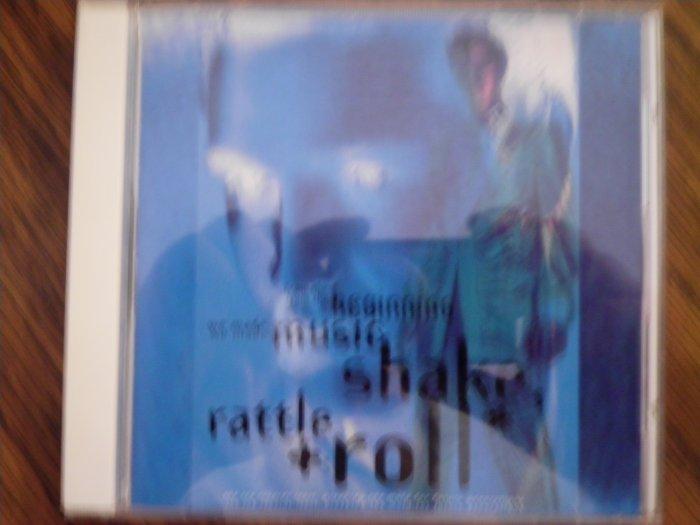 CD ELVIS PRESLEY Shake Rattle & Roll in the 90's PROMO