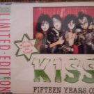 CD KISS Fifteen Years On limited edition picture disc 15
