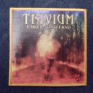 TRIVIUM sew-on PATCH Ember To Inferno vinyl import NEW