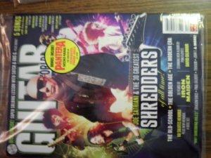 12/10 GUITAR WORLD magazine iron maiden al di meola pantera eric clapton dvd TAB
