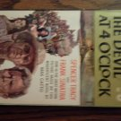 THE DEVIL AT 4 O'CLOCK Max Catto vintage paperback book 2nd Ed 1959