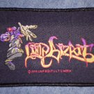 LIMP BIZKIT sew-on PATCH rapper logo IMPORT SALE