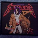 METALLICA sew-on PATCH Unforgiven IMPORT