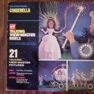 TALKING VIEW-MASTER REELS Cinderella disney gaf VINTAGE
