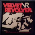 VELVET REVOLVER sew-on PATCH pistol guns n roses import NEW