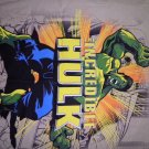 THE INCREDIBLE HULK SHIRT tan youth M NEW