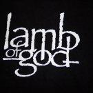LAMB OF GOD SHIRT As The Palaces Burn M