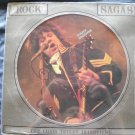 LP GARY MOORE Rock Sagas chris tetley interview import record SEALED PICTURE DISC