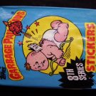 GPK SERIES 8 STICKERS 1987 garbage pail kids bubble gum SEALED PACK