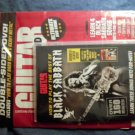 DVD GUITAR WORLD magazine Black Sabbath instructional bass ozzy 160min TAB