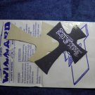 JUDAS PRIEST iron-on PATCH inverted cross VINTAGE