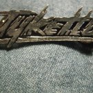 TYKETTO METAL PIN classic logo badge VINTAGE