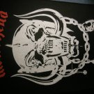 MOTORHEAD BACKPATCH warpig snaggletooth patch IMPORT