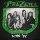 PREZENCE SHIRT 1987 Tour shawn sahm texas metal XL VINTAGE MEGA RARE