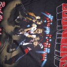 SCORPIONS SHIRT Blackout Tour 1984 LA Forum rock you like a hurricane TANK M VINTAGE