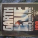 GARTH BROOKS BACKSTAGE PASS From Central Park hbo country bsp laminate