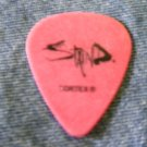 STAIND GUITAR PICK Johnny April salmon SALE