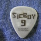 SICBOY9 GUITAR PICK skull sicboy 9 white SALE
