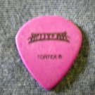 HELLYEAH GUITAR PICK Greg Tribbett pantera purple