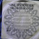 45 THE ORIGINAL CASTE One Tin Soldier b/w Live For Tomorrow lyrics sleeve vintage vinyl record SALE