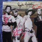 JANE'S ADDICTION CD insert Dave Navarro strays AUTOGRAPHED