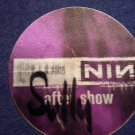 NINE INCH NAILS BACKSTAGE PASS 2005 Tour after show purple bsp