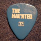 THE HAUNTED GUITAR PICK Ozzfest 2005 blue