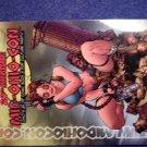 MIDOHIOCON BACKSTAGE PASS Mid Ohio Con 20th Ann comic comicon lara croft tomb raider guest bsp SALE