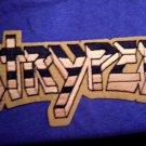 STRYPER iron-on PATCH classic logo VINTAGE JUMBO