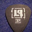 LINKIN PARK GUITAR PICK Brad black LP