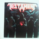 TESTAMENT STICKER Souls Of Black VINAGE