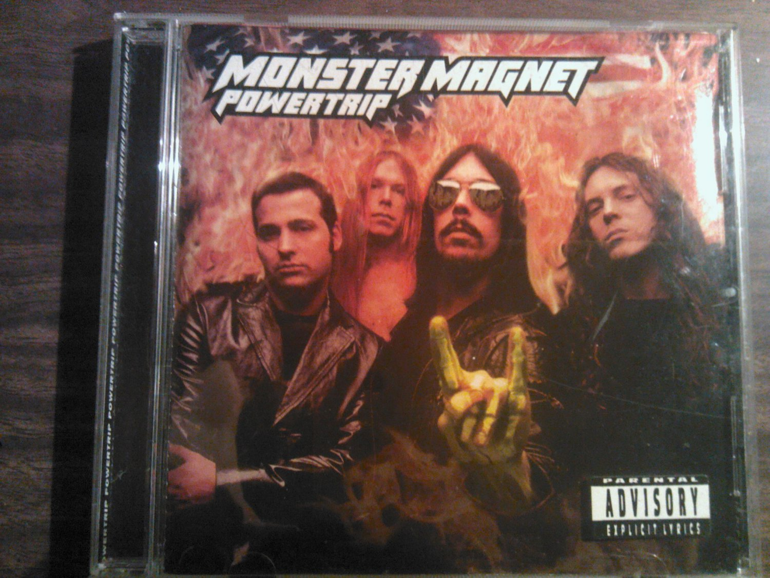 CD MONSTER MAGNET Powertrip space lord SALE