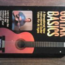 VHS GUITAR BASICS instructional mike christiansen SALE