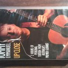 VHS TOMMY EMMANUEL Up Close Guitar instructional