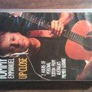 VHS TOMMY EMMANUEL Up Close Guitar instructional