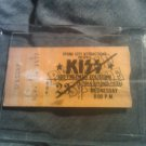 KISS TICKET STUB 11/23/77 san antonio texas 1977 VINTAGE