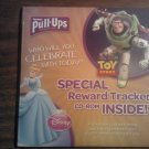 DISNEY CD-ROM Toy Story Princess huggies SEALED PROMO SALE