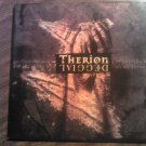 CD THERION Deggial metal advance PROMO