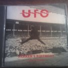 CD U.F.O. Parker's Birthday ufo live in austin texas 1979 OOP
