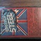 V/A cassette tape Venom Hawkwind Motorhead Rox Alaska british steel SEALED SALE