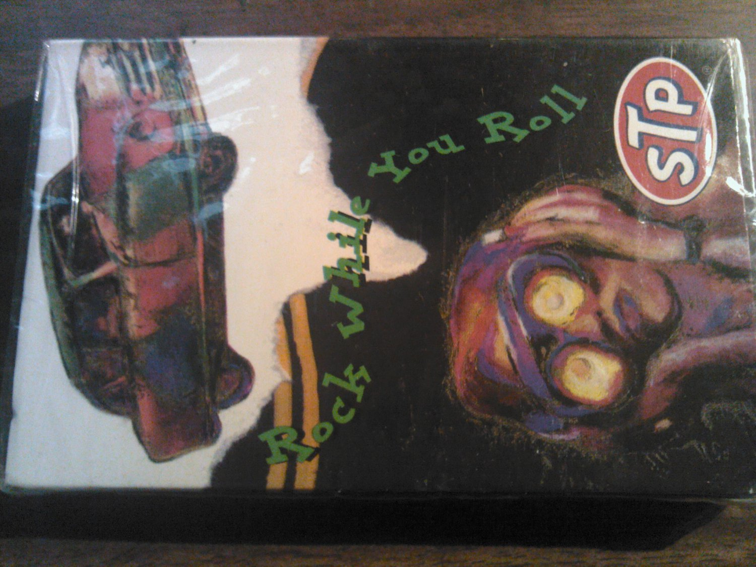V/A cassette tape Matthew Sweet Allman Brothers Chris Whitley Ned's Atomic Dustbin SEALED PROMO