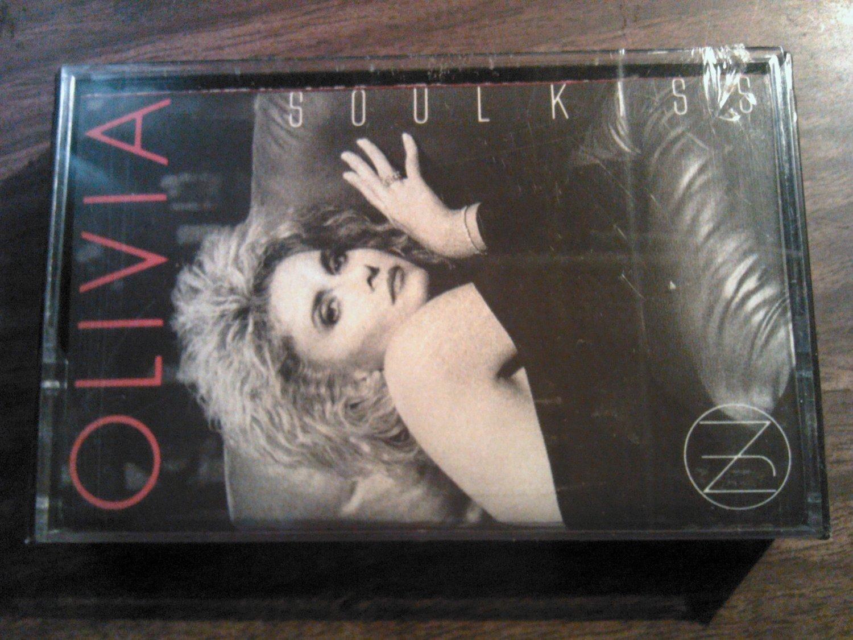OLIVIA NEWTON-JOHN cassette tape Soul Kiss carl wilson SEALED