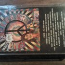 V/A cassette tape frijid pink styx humble pie peter frampton traffic allman brothers free SEALED