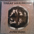 CD TREAT HER RIGHT Junkyard single PROMO SALE