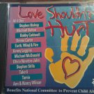 CD v/a love shouldn't hurt michael bolton mcdonald ann nancy wilson earth wind fire PROMO
