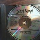 CD EARL KLUGH Low Ride vintage import WEST GERMANY