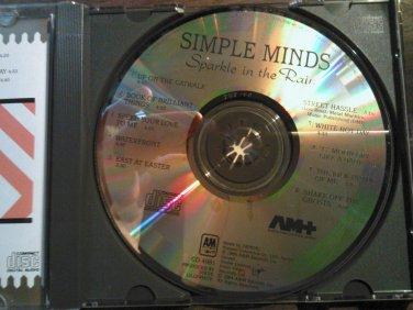 CD SIMPLE MINDS Sparkle In The Rain vintage import JAPAN